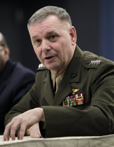 Gen. James E. Cartwright  (AP Photo/Pablo Martinez Monsivais)