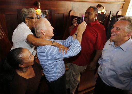 Biden rips Virginia GOP as tea-party shills