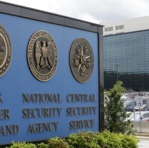 NSA headquarter at Fort Meade