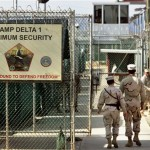 The detention center at Guantanamo.  (AP Photo/Brennan Linsley, File)