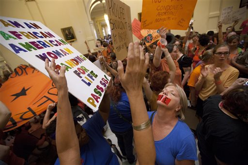 Texas finally passes nation's most restrictive abortion law