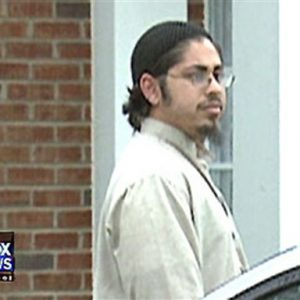 "This 2008 image taken from Fox News video shows Samir Khan in Charlotte, N.C.  U.S-born Samir Khan, who edited the slick Jihadi Internet magazine, and cleric Anwar al-Awlaki were killed Friday, Sept. 30, 2011 in an air strike on their convoy in Yemen by a joint CIA-U.S. military operation, according to counterterrorism officials. A federal judge said Friday, July 19, 2013, that she finds ""disconcerting"" the Obama administration's position that courts have no role in a lawsuit over the 2011 drone-strike killings of three U.S. citizens in Yemen, including an al-Qaida cleric and Khan. (AP Photo/Fox News)"