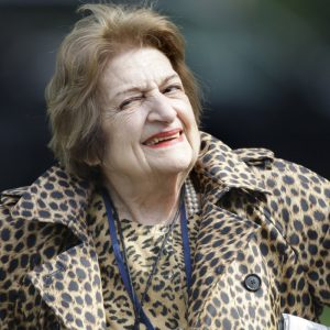 Helen Thomas (AP/Ron Edmonds)