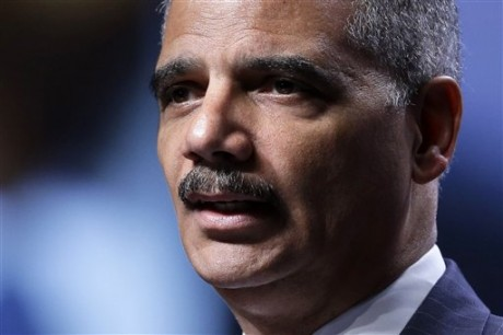 Attorney General Eric Holder (AP Photo/Matt Rourke, File)