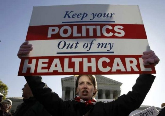 More and more Democrats view Obamacare as liability