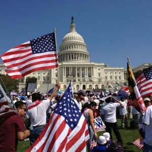 Immigration reform:  The issue on Capitol Hill?