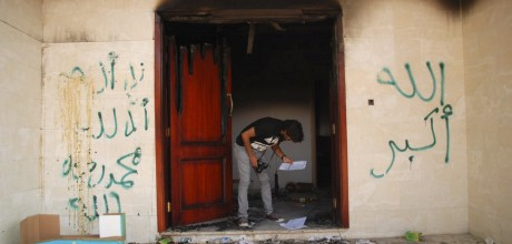 Criminal charges filed in Benghazi attack
