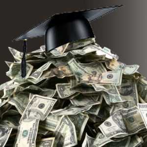 First goal of a college education: Learn how to pay the cost
