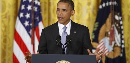 Obama claims new limits against spying on Americans by America's government