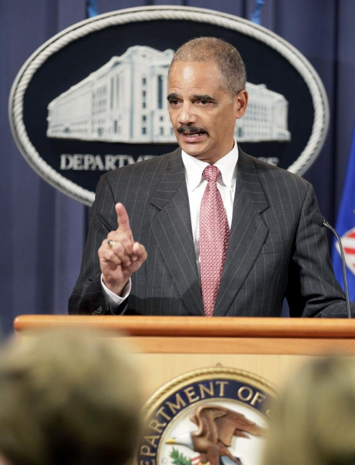 Holder to propose justice system reforms that ease punishment on some drug offenders