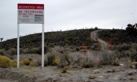 Area 51: Where are the aliens?