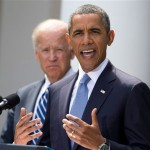President Barack Obama and Vice President Joe Biden (AP)