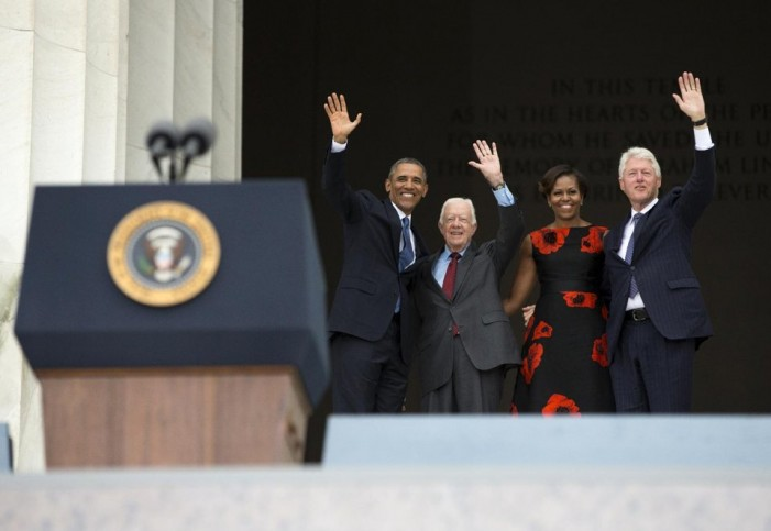 What once was a dream now prompts political segregation