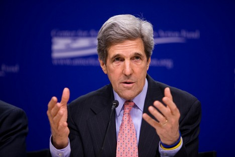 "Sen. John Kerry: GOP stalling is ""unconscionable"""