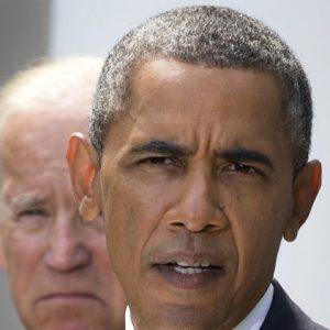 President Barack Obama and Vice President Joe Biden.  (AP Photo/Evan Vucci)