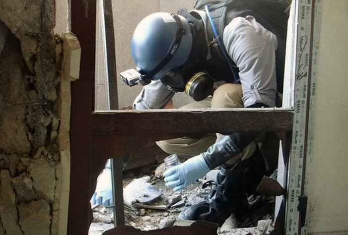 Plenty of doubt about 'evidence' of Syria gas attack