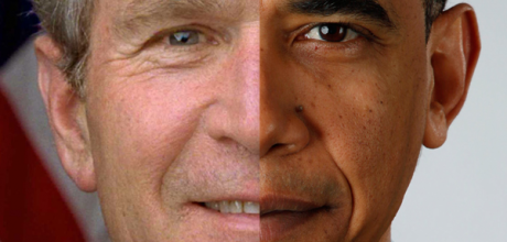 Barrack Obama:  Just another George W. Bush? Perhaps even worse?