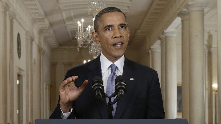 President Barack Obama (AP Photo/Evan Vucci)