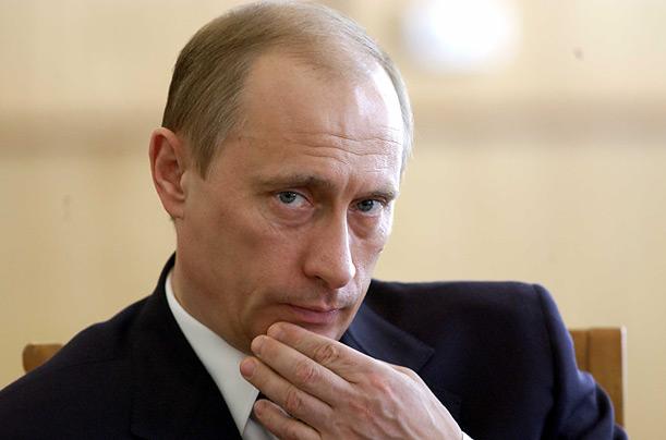 Putin slams American military interventions
