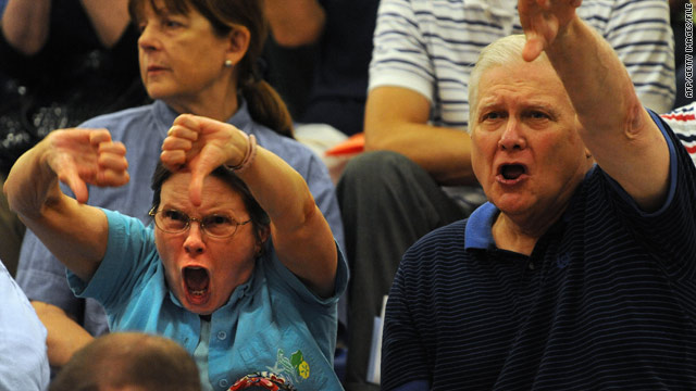 Voter anger: Loud, yes, but is it effective?