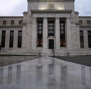 The Federal Reserve building in Washington (Reuters)