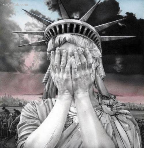 Government Shutdown S Saddest Photo Goes Viral: America: A Nation Dominated By Political Madness And Shame