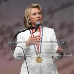 Hillary Clinton: To run or not to run. (REUTERS/Tom Mihalek)