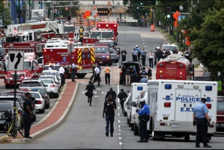 The Navy Yard shooting: A sign of the times?