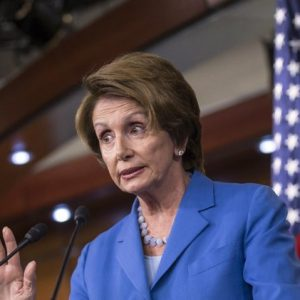 House Minority Leader Nancy Pelosi (D-Calif) (AP Photo/J. Scott Applewhite)
