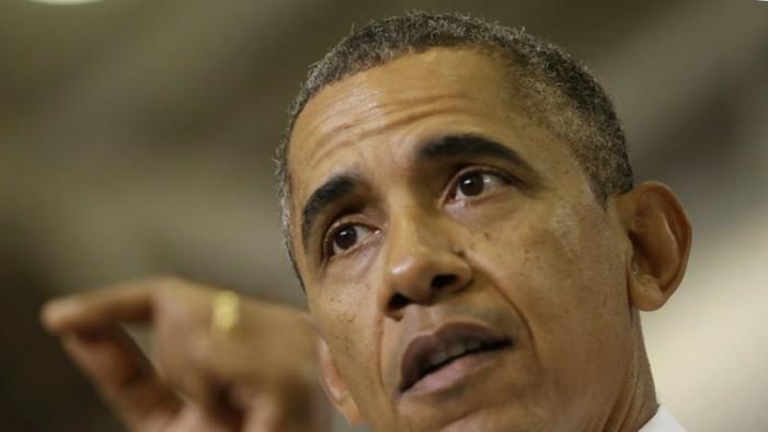 Obama's hardball stance: 'Make my day'