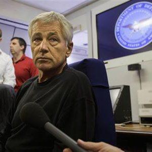 Defense Secretary Chuck Hagel  (REUTERS/Jacquelyn Martin/Pool)
