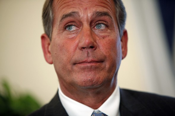 Americans want Boehner, Republicans out of control of the House