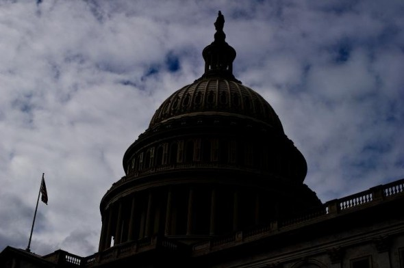 The Capitol:  Also known as the dark side of the moon.