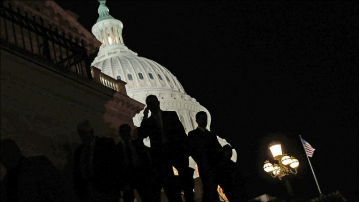 Congressional failures lead to government shutdown