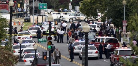 White House to Capitol chase ends in gunfire for woman, child