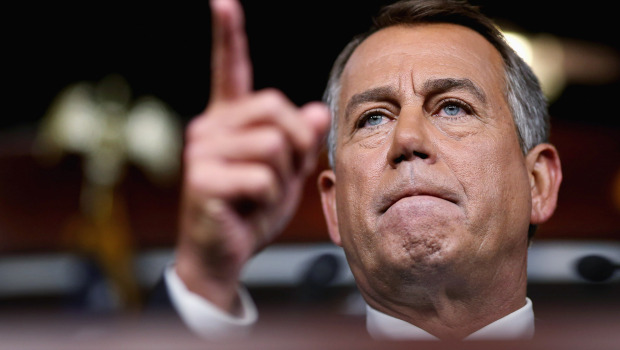 Defiant Boehner to Obama: No concessions, no hike in debt limit
