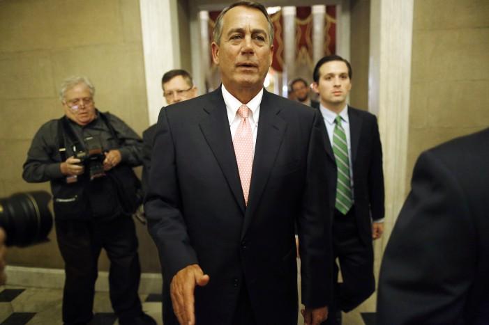 The Republican Party's serious discipline problem