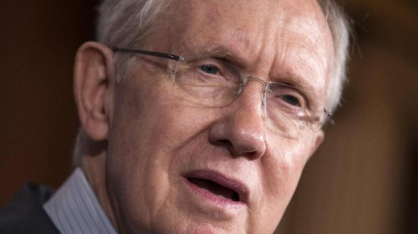 Sen. Harry Reid (AP Photo/J. Scott Applewhite)