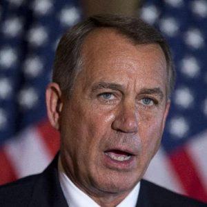 House Speaker John Boehner of Ohio (AP Photo/ Evan Vucci)