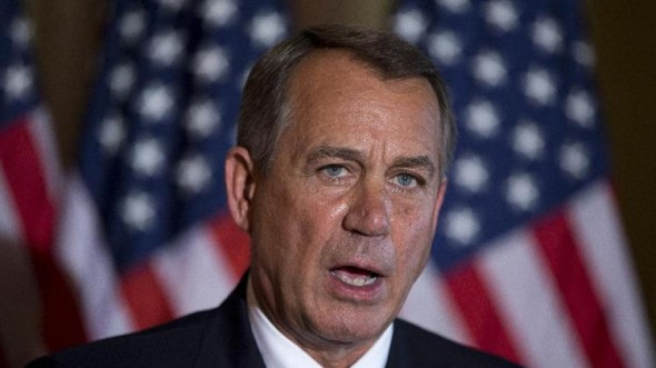 House Speaker John Boehner of Ohio (AP Photo/ Evan Vucci)