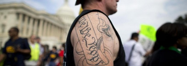 Tea party claims it is well and brewing more trouble