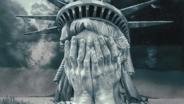 What America needs is an American to lead a nation in distress