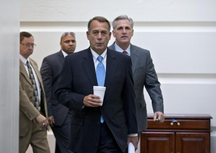 House GOP plan on debt, budget appeals to few, stalls resolution