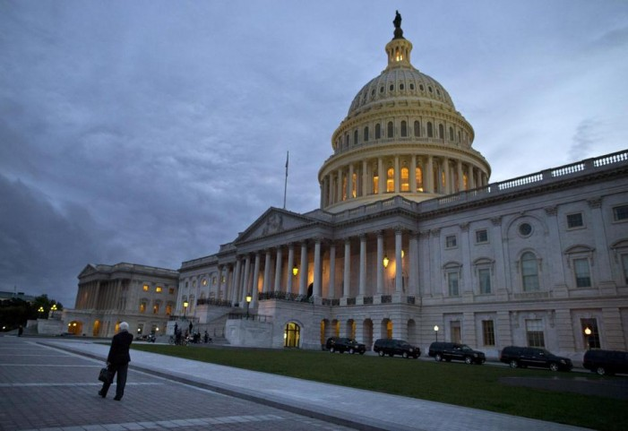 It's finally over.  Congress approves debt, budget deal