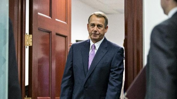 Speaker John Boehner (AP Photo/J. Scott Applewhite)