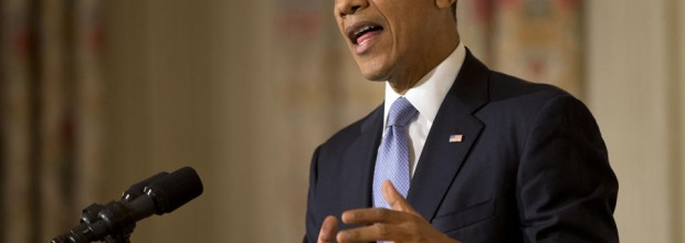 Obama says GOP role in government shutdown 'encouraged' America's enemies'