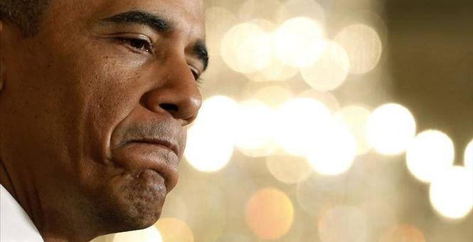 Obama's drop in public approval may be irreversible