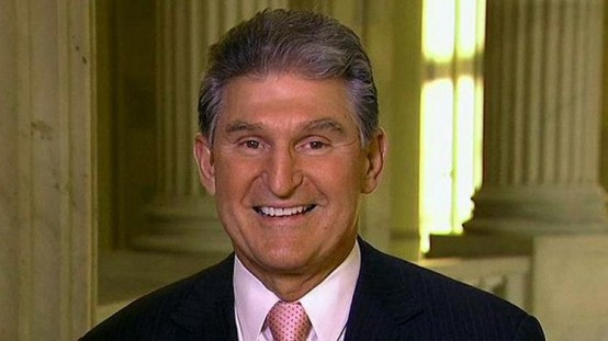 Sen. Joe Manchin: Time for delays for Obamacare.