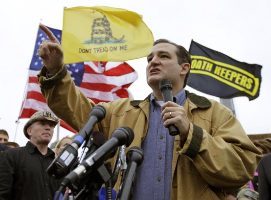 Sen. Ted Cruz, R-Texas. (AP Photo/Alex Brandon)