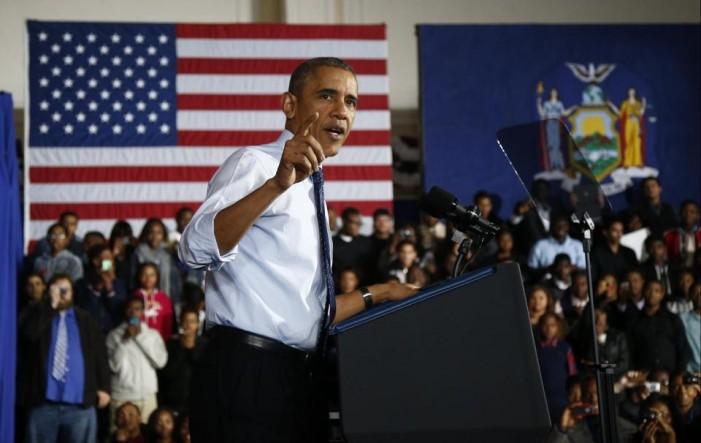 Obama to Dems: 'We've got the better side' of argument